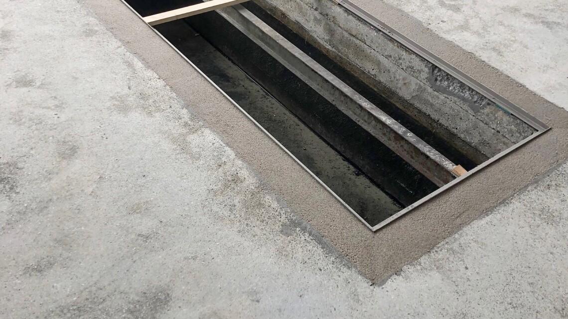 Bodenbeschichtung Autowaschanlage Senn Seewen